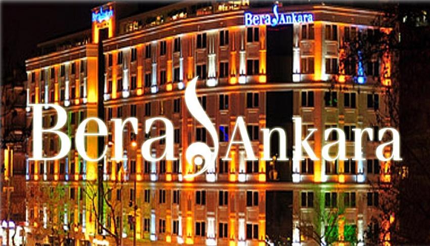 Konforun Türk Misafirperverliği ile Birleştiği Adres: Bera Otel Ankara