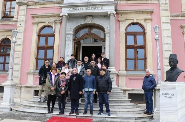 Edirneli turizmciler: ʹʹÇinliler için Türkiye sadece Kapadokyaʹdan müteşekkil değilʹʹ