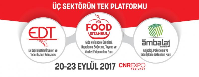 CNR Food İstanbul, 20 Eylül'de açılıyor