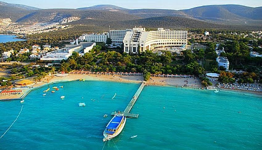 Didim Caprice Otel'in turizm işletme belgesi iptal edildi!