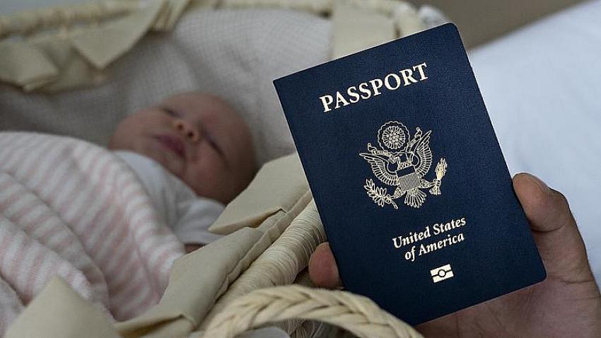 ABD doğum turizmini yasaklıyor!