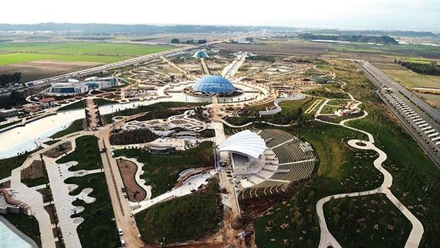 Doruk Kaya: ʹʹExpo alanı Formula 1 pisti olsunʹʹ