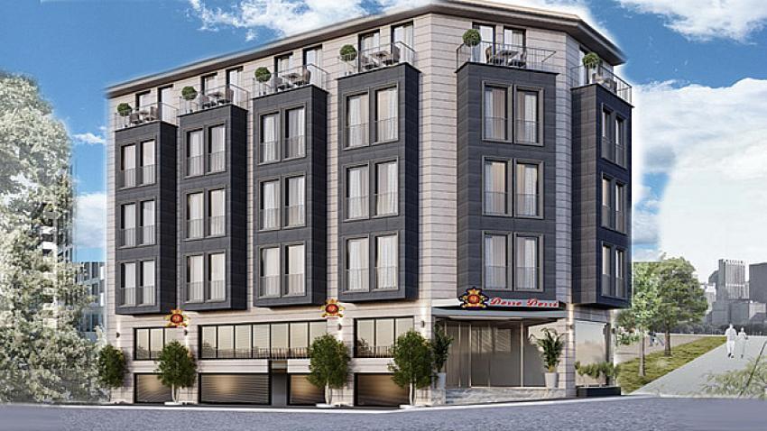 Dosso Dossi Holding'den 15 milyon euro yatırımla İstanbul'a yeni otel