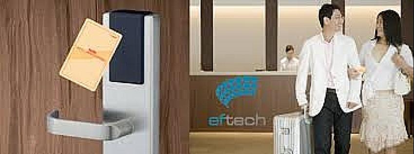 Oteller için akıllı teknolojiler Ef Teknolojiʹden