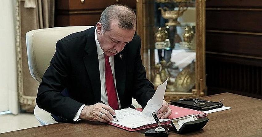 Cumhurbaşkanı Erdoğan imzaladı! 4 ilde acil kamulaştırma kararı
