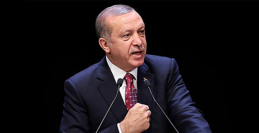 Cumhurbaşkanı Erdoğan'dan Umre uyarısı! Turistik yere çevirdiniz, gitmeden bana sorun