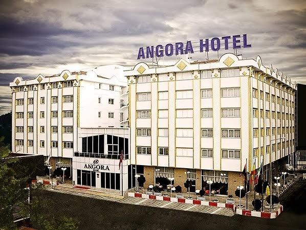 Tarihi atmosferde, konforlu konaklama: Angora Hotel