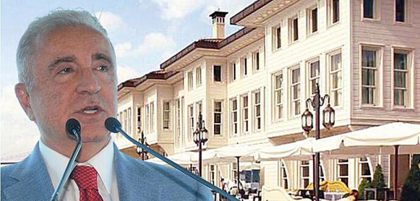 Ünal Aysal'dan flaş Hotel Les Ottomans açıklaması