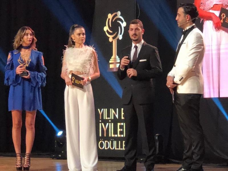 INTHA Başkanı Barış Türer Yılın En İyi Turizm Yöneticisi ödülünün sahibi oldu
