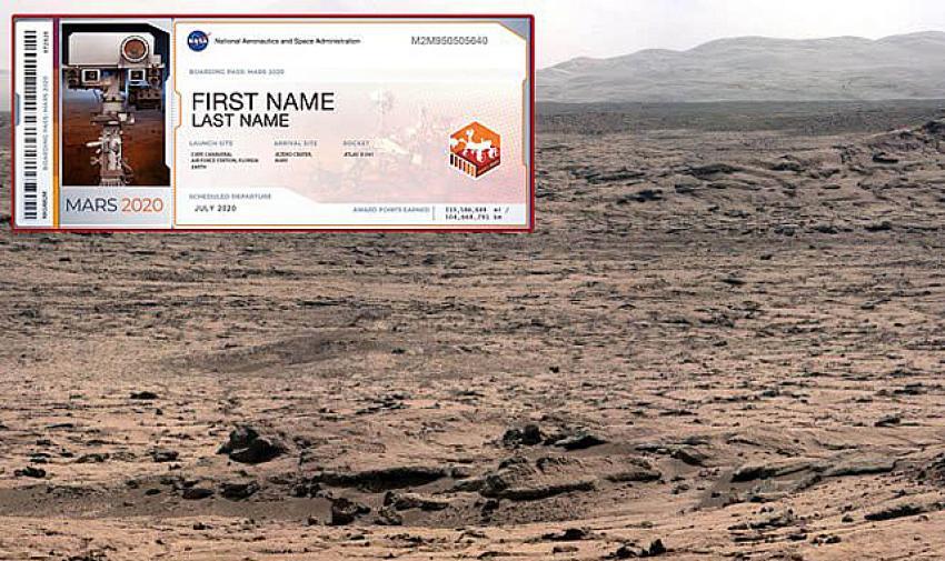 NASA duyurdu! Türkiyeʹden rekor başvuru
