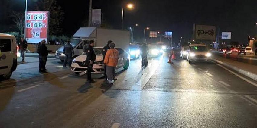 İstanbul'da bir kaza haberi daha! Çinli turist çift ağır yaralandı