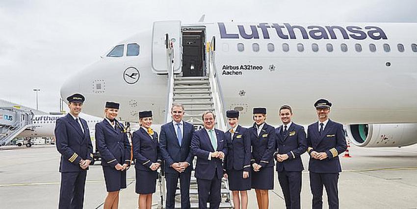 Lufthansa krizden çıkışın yolunu buldu!