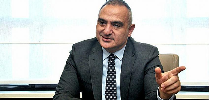 Bakan Ersoy'dan yurt dışı turizm açıklaması! '1 hafta 10 gün içinde...'