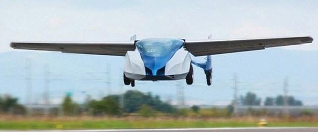 O ülke duyurdu! Uçan otomobil yapıyolar