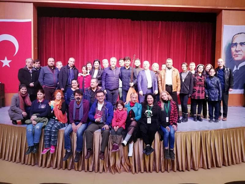 Orontes 3. Uluslararası Çağdaş Sanat Festivali onur ve başarı ödülleri sahiplerini buldu