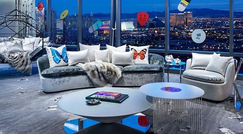 İşte dünyanın en pahalı otel odası! Geceliği...