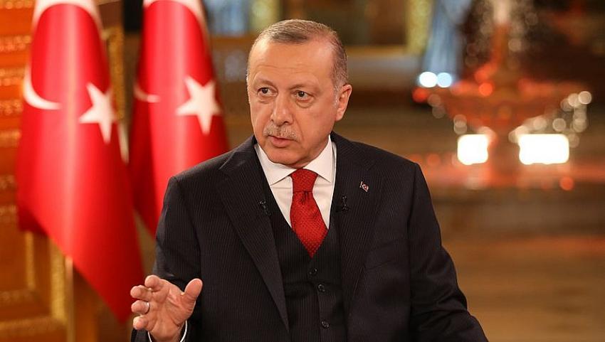 Cumhurbaşkanı Erdoğan'dan turizm açıklaması: ''Türkiye'yi özlediler, artık gönderin gelsinler''
