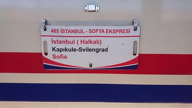 TCDDʹden Avrupa rotası için farklı bir seçenek! İstanbul-Sofya Ekspresi