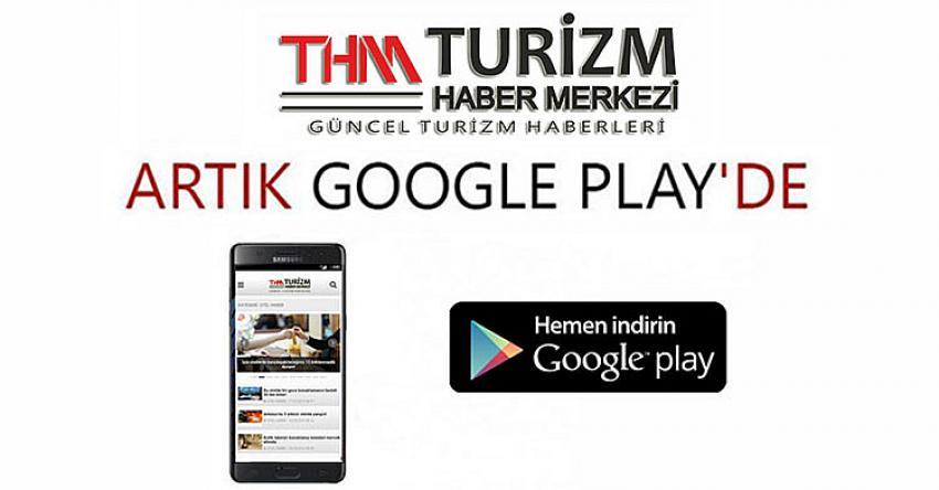 Turizm Haber Merkezi Google Play'de