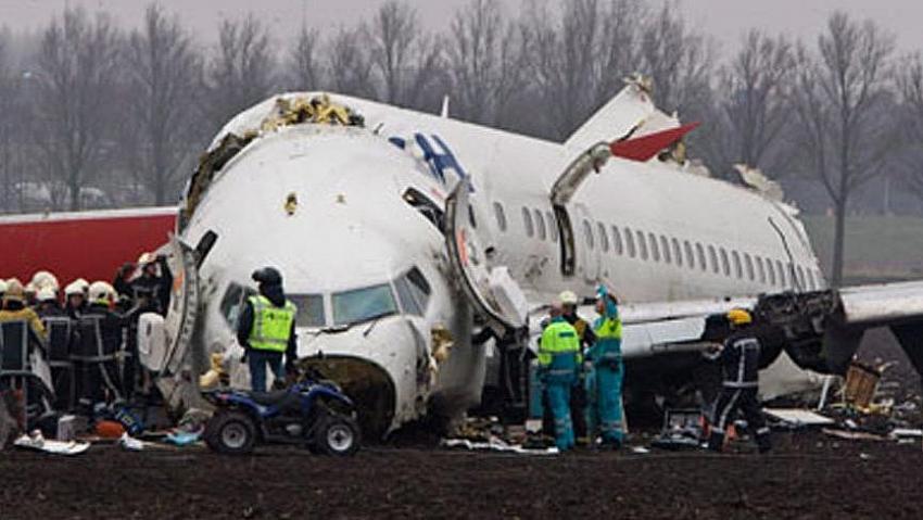 Hollanda'da düşen THY uçağıyla ilgili skandal iddia! Rapor hasır altı edildi