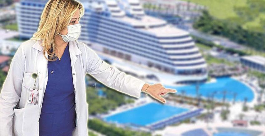 Bir Bilim Kurulu Üyesi daha 'Otelde Tatil'e karşı uyardı! Havuzlara dikkat