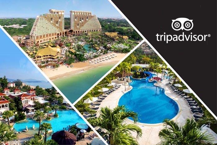 TripAdvisor dünyanın en iyi otel ve tatil köylerini açıkladı! Türkiyeʹden 5 tesis listede