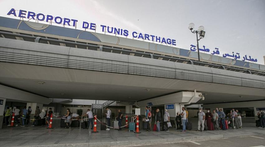 Tunus'ta sınırlar açıldı, turizm yeniden başladı
