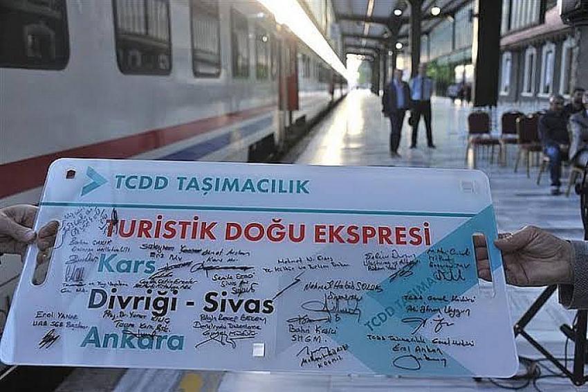 Doğu Ekspresi ve Turistik Doğu Ekspresi'nde yer bulmak imkansız oldu!