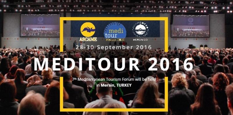 Turizmin kalbinin Mersinʹde atacağı Medıtour 2016 başladı