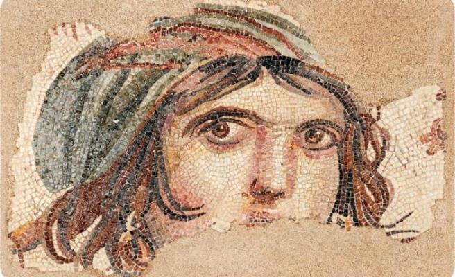 Türkiye, Çingene Kızı mozaiğinin ABDʹdeki 12 parçasının peşinde