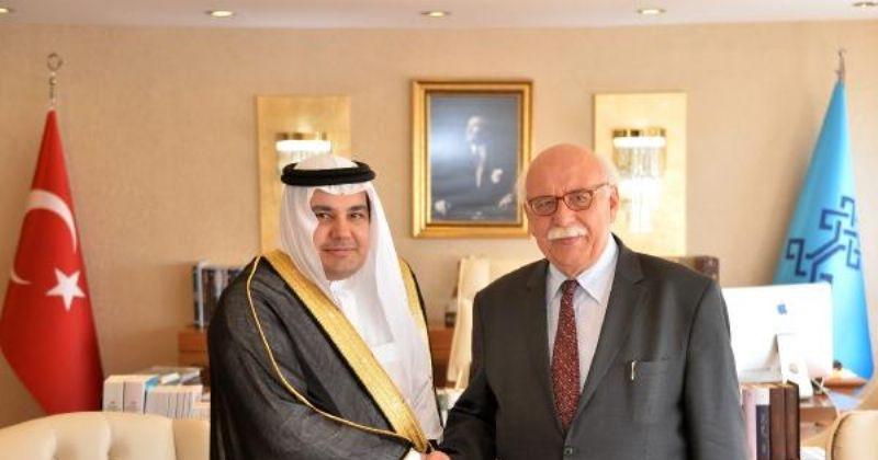 Türkiye ile Suudi Arabistan ortak kültür günlerine hazırlanıyor