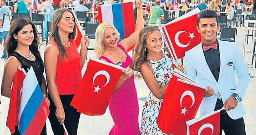 Ruslar Ağustos'ta Türkiye'ye akın edecek! İşte sebebi