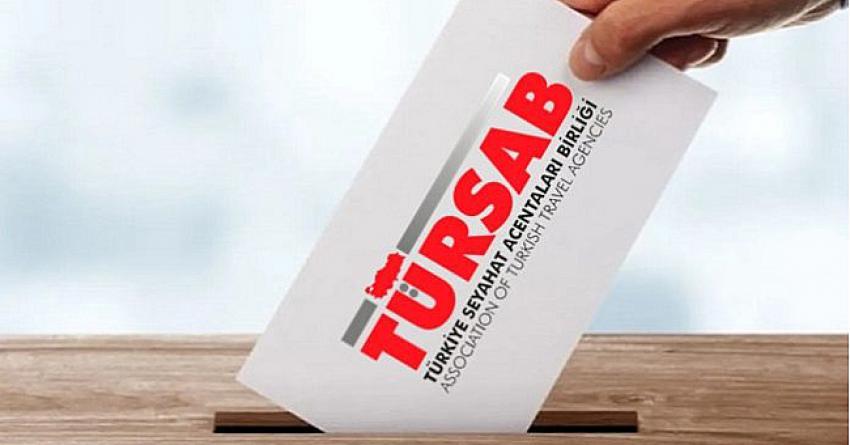 TÜRSAB Genel Kurulu'nda seçim heyecanı başladı! Mavi ve Beyaz liste yarışıyor