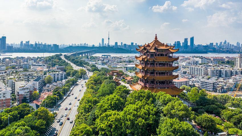 Salgının sıfır noktası Wuhan seyahat listelerinde zirvede!