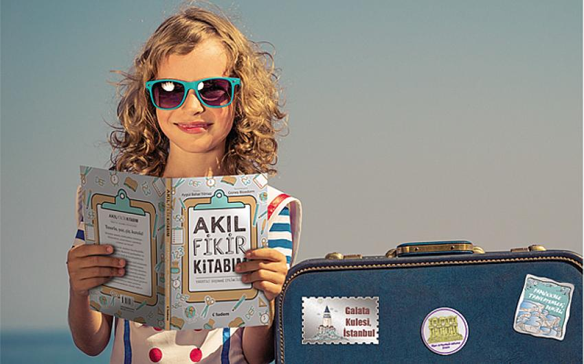 İşte yaz tatili için aradığın kitap!