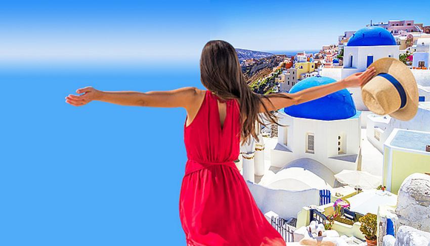 Yunanistan'dan yabancı turistler için önemli hamle